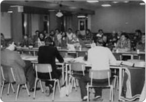 Eerste vergadering VERON Schagen